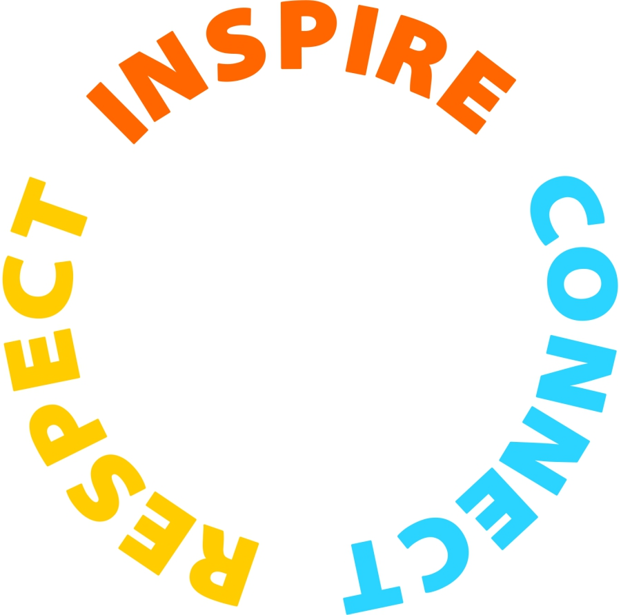 Inspire Connect Respect Island Effect Motto