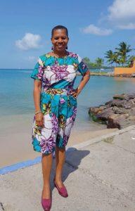 Marylin Hyacinth Kweyol Language expert and teacher
