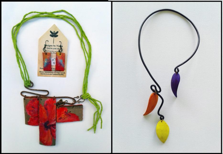 designer jewelry at Island Mix near Bay Gardens Beach Resort