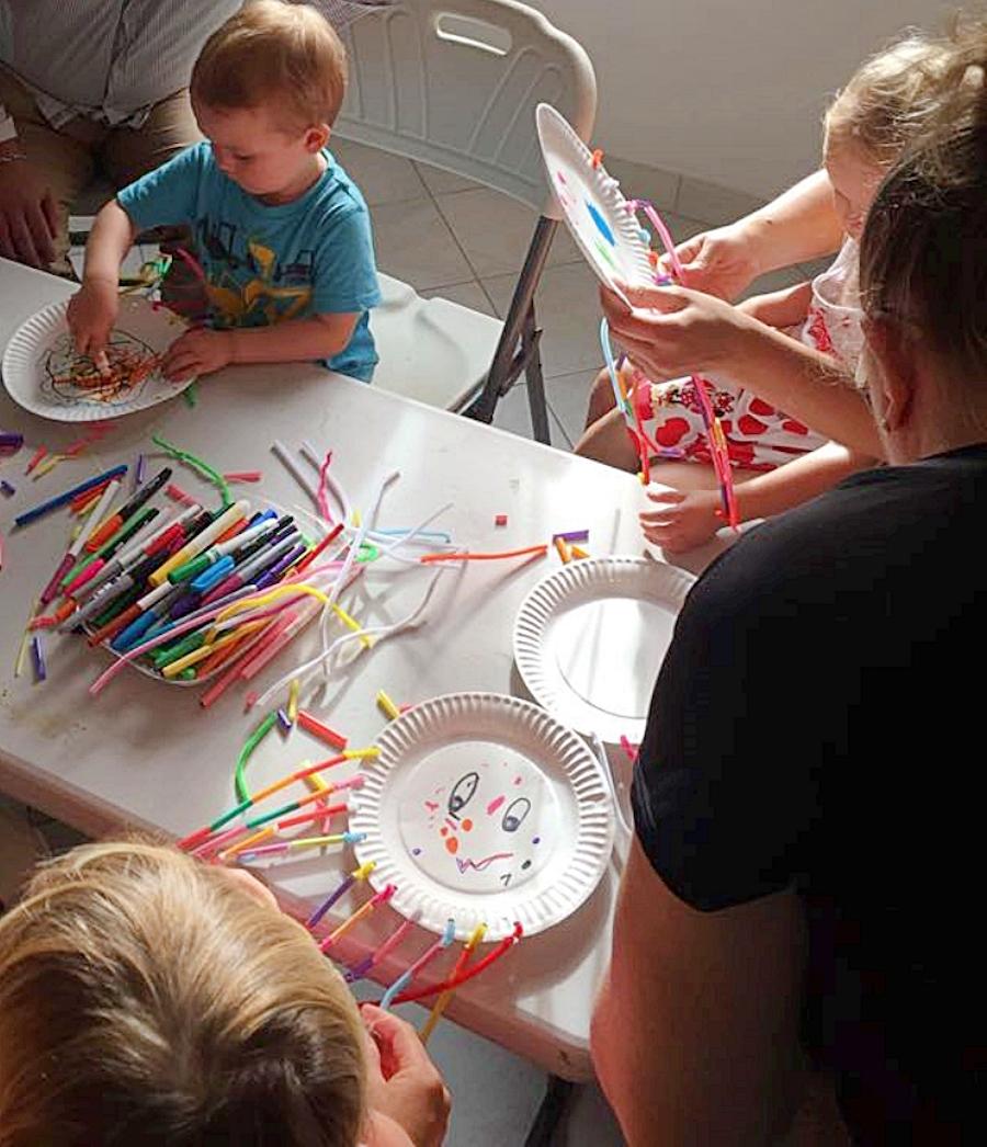 kids craft class