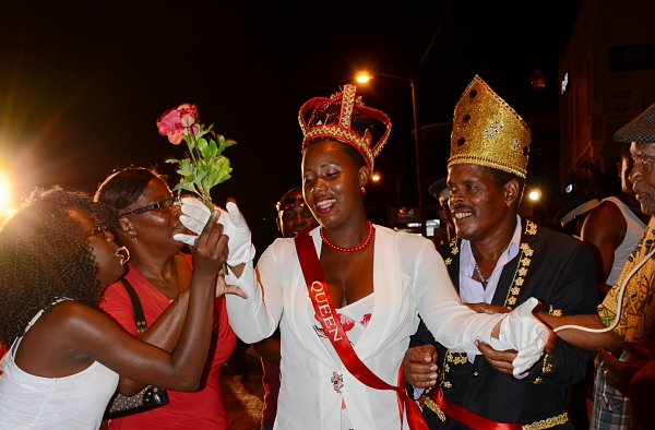 Your chance to take part in a Traditional Festival of Saint Lucia Lawoz La Rose