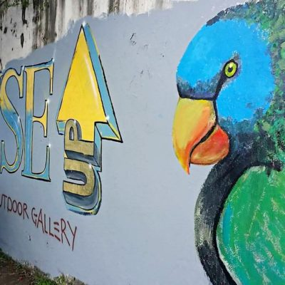 Outdoor Gallery – Vibrant Public Art in Saint Lucia – an Interview with Naja Simeon