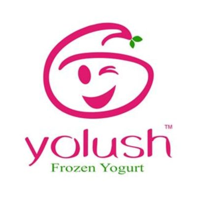 yolush frozen yogurt cafe rodney bay
