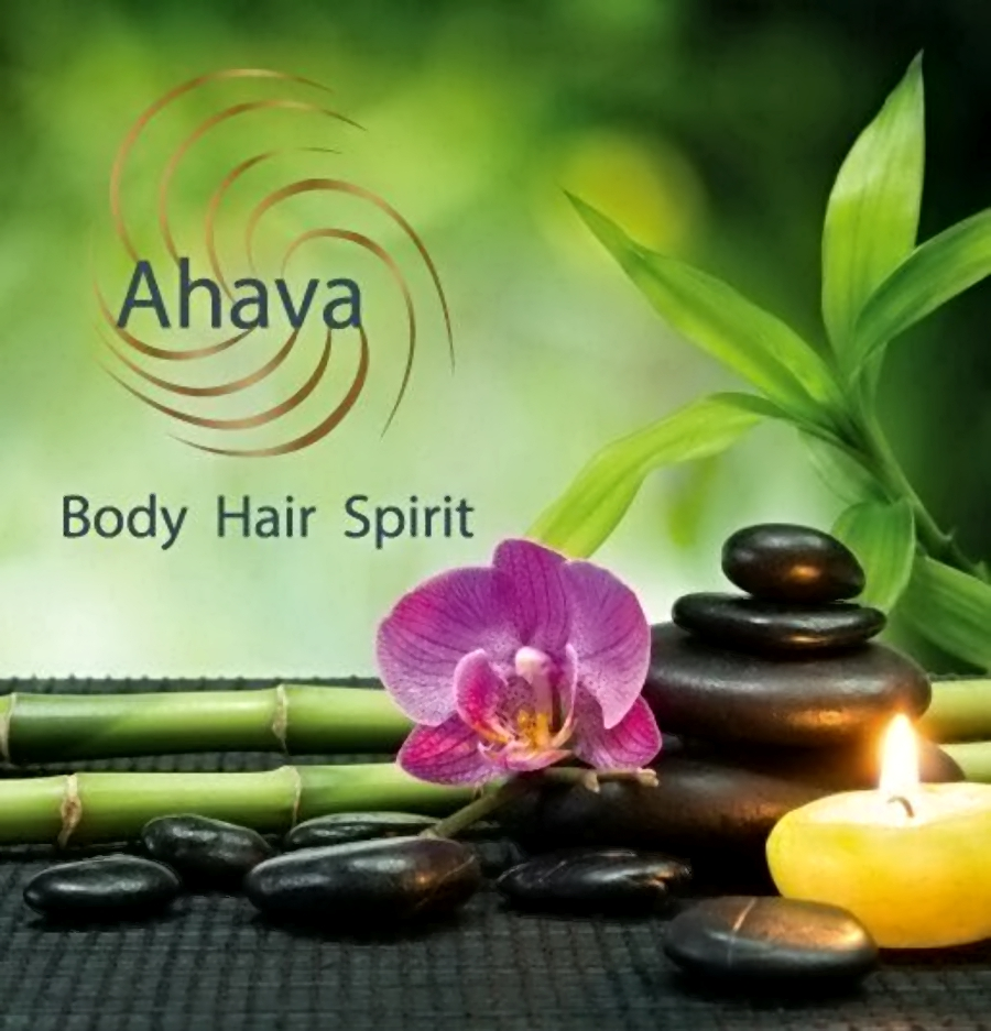 ahava body hair and spirit day spa intro flier rodney bay near sandals, royalton, bay gardens resorts