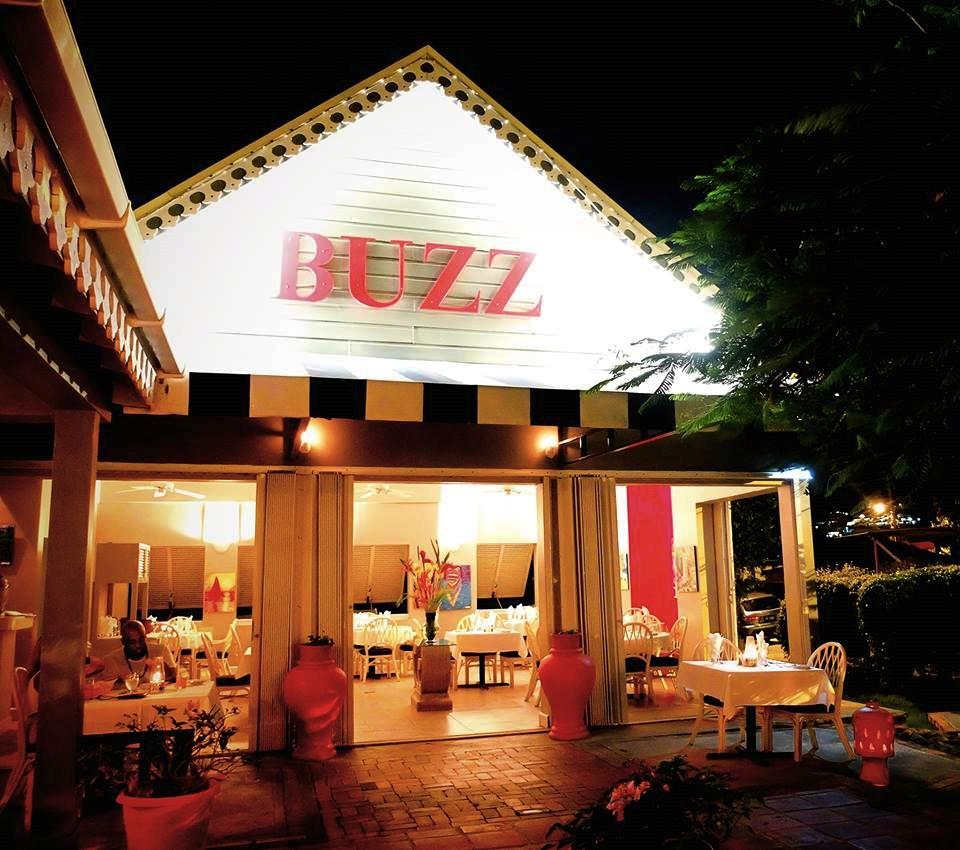 Buzz Restaurant near Cap Maison, Royalton, Sandals
