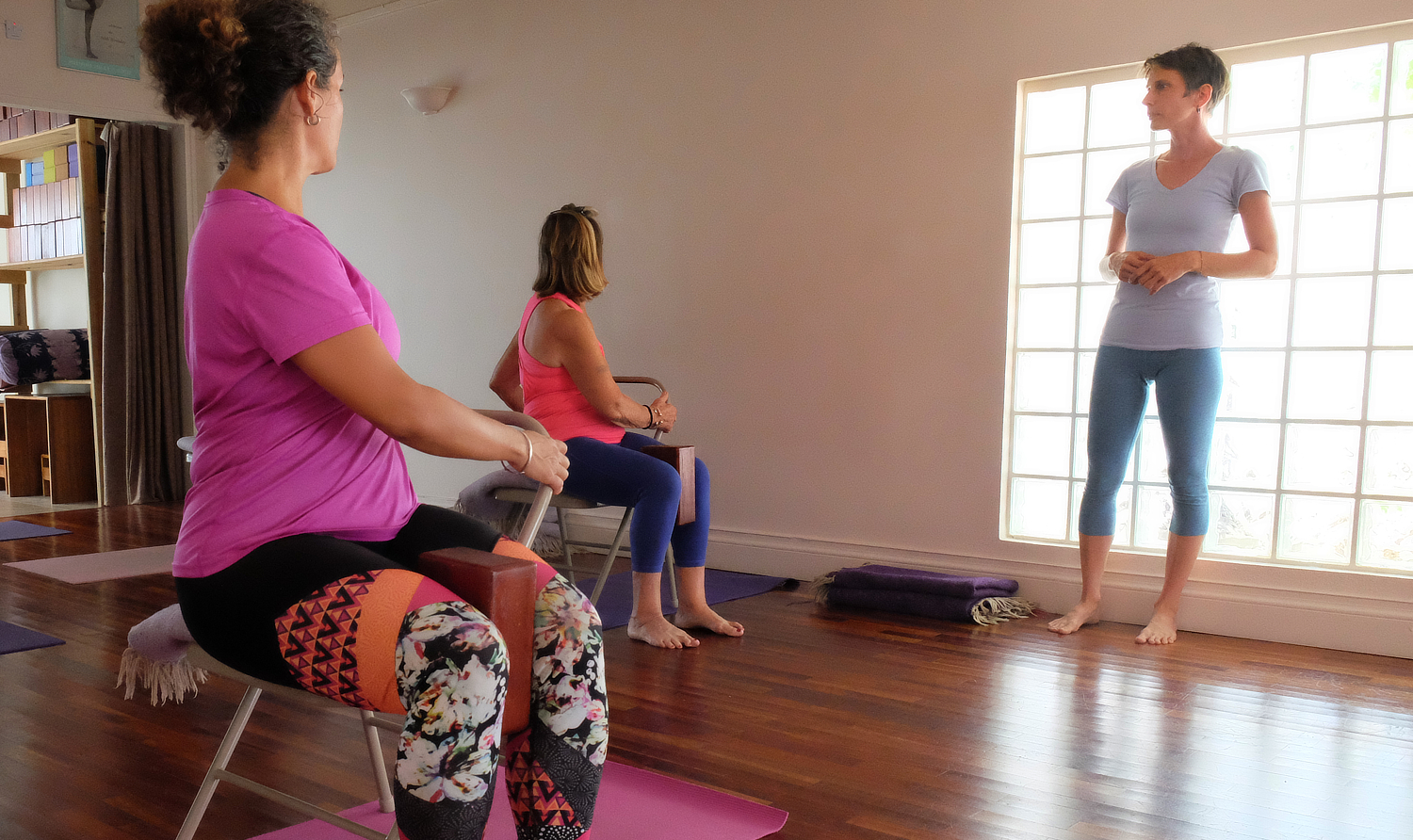 yoga with lenka personalised attention iyengar yoga in Saint Lucia