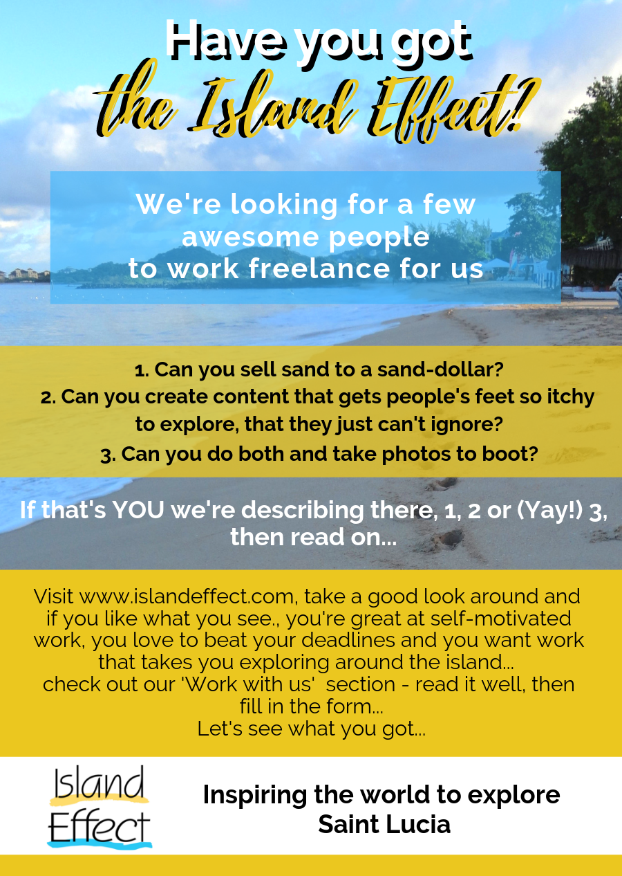 Work with Island Effect - looking for freelance salespeople and content creators