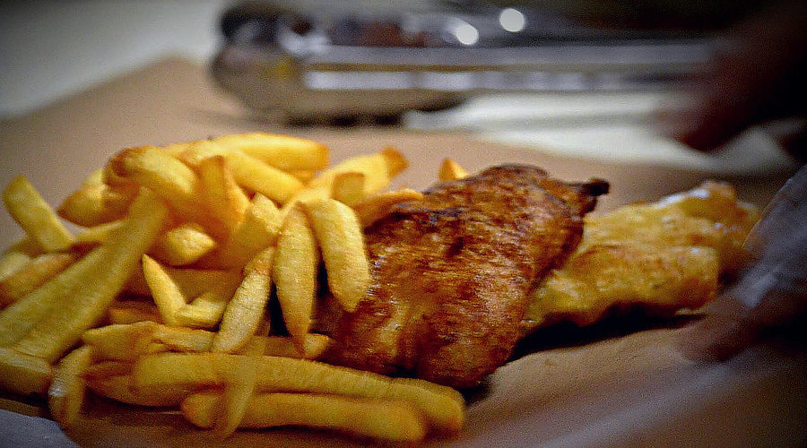 Fish & Chips – Thursday nights in Rodney Bay