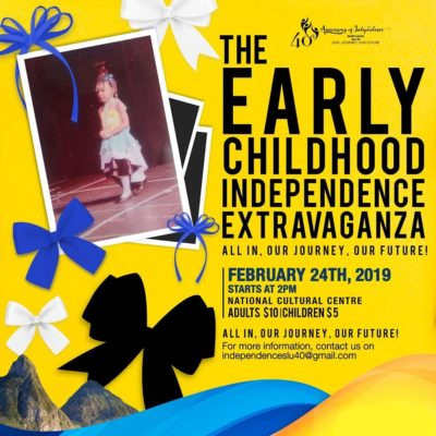 Early Childhood Independence Extravaganza