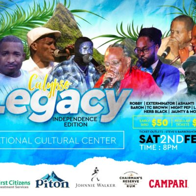 Calypso Legacy Independence Edition