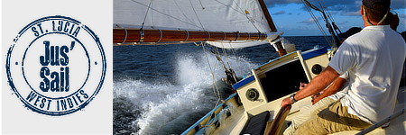 for the best sea excursion call jus' sail st lucia authentic handbuilt carriacou sloop