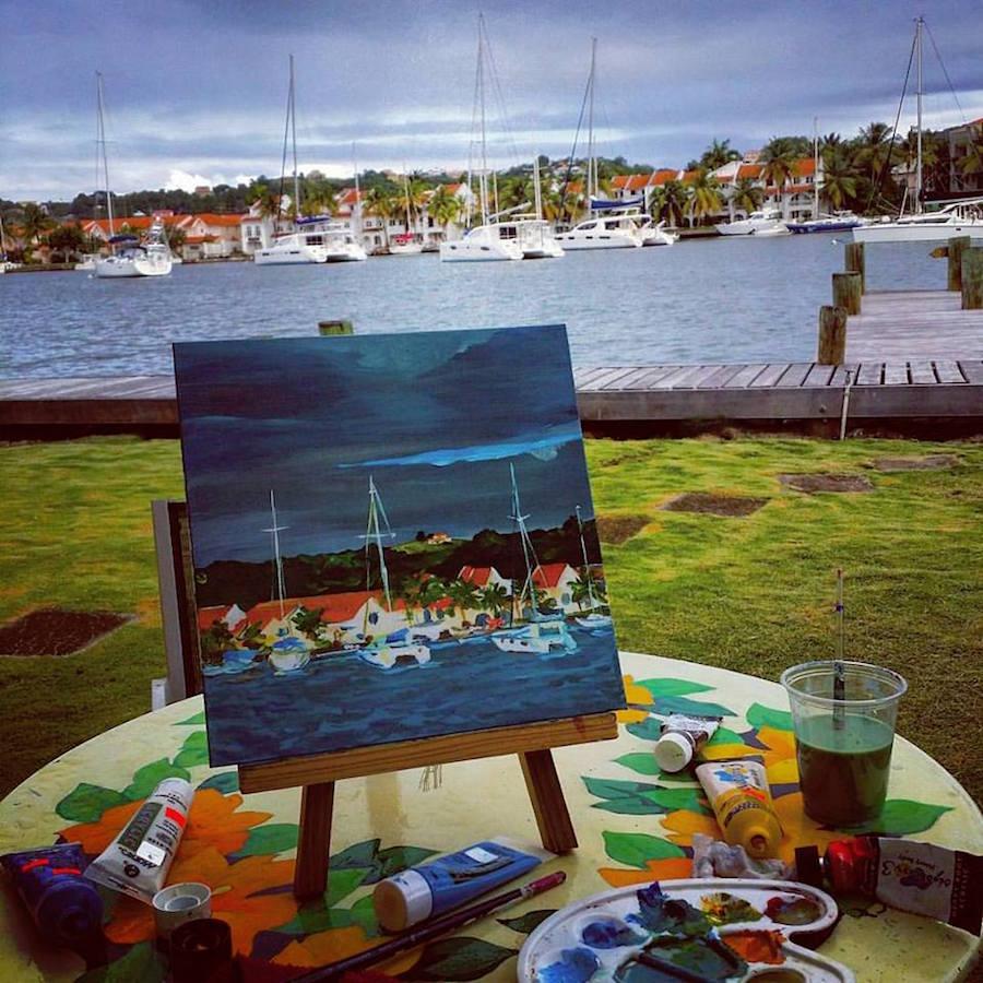art class island mix