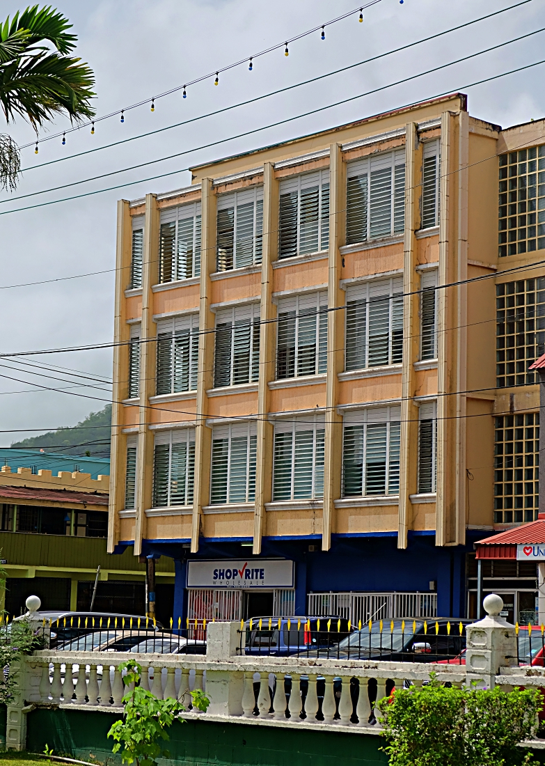 castries victor i patterson building