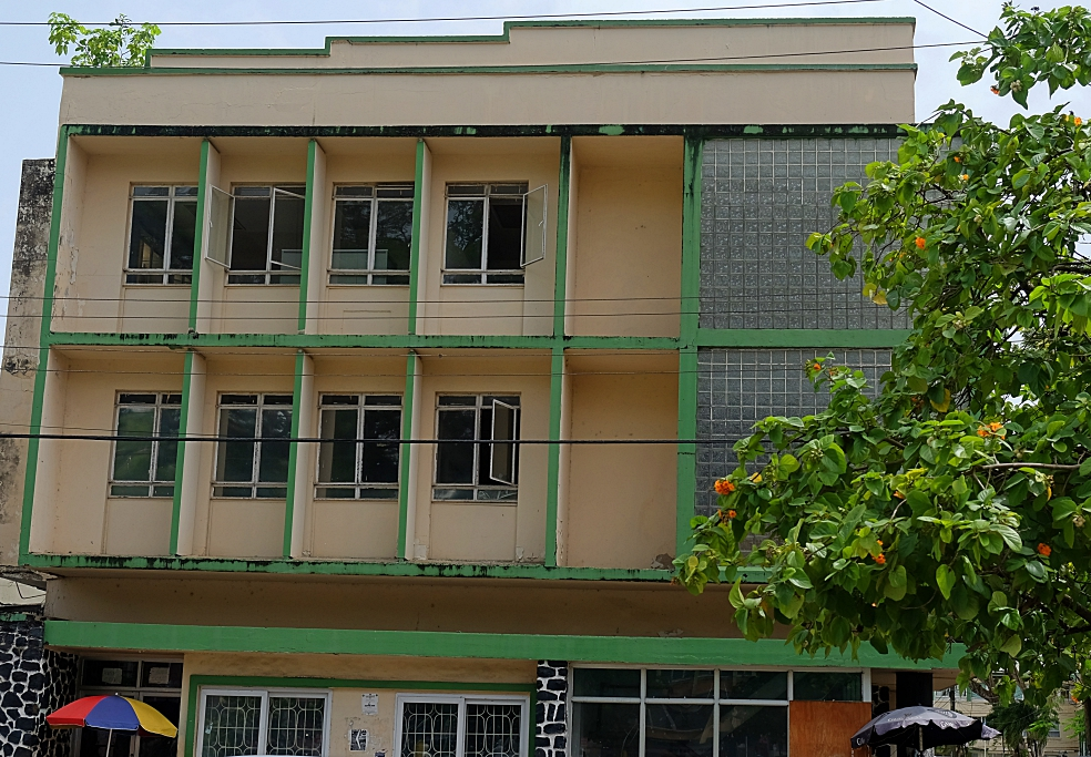 interesting architecture castries victor i patterson building