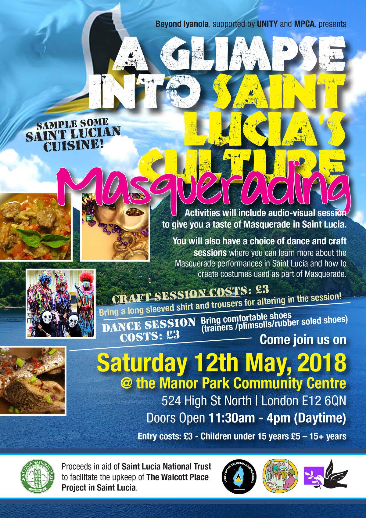 Cultural tourism traditional culture St Lucia