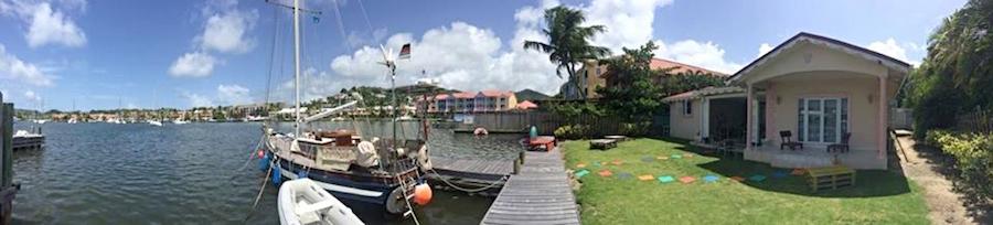 panorama scenic view airbnb