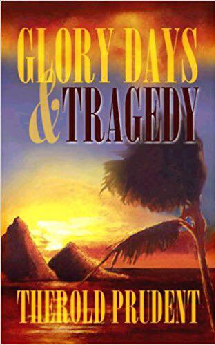 book signing and reading at gros islet waterfront by author therold prudent glory days and tragedy