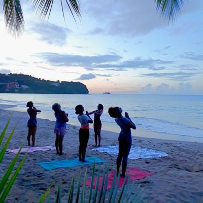 Yoga with Ja – Yoga in true island-style!