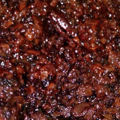 A Caribbean Christmas Tradition – Rich Blackcake – a fruitcake like no other…