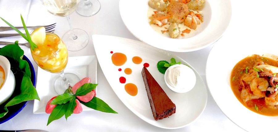Delicious Desert menu at Buzz Restaurant
