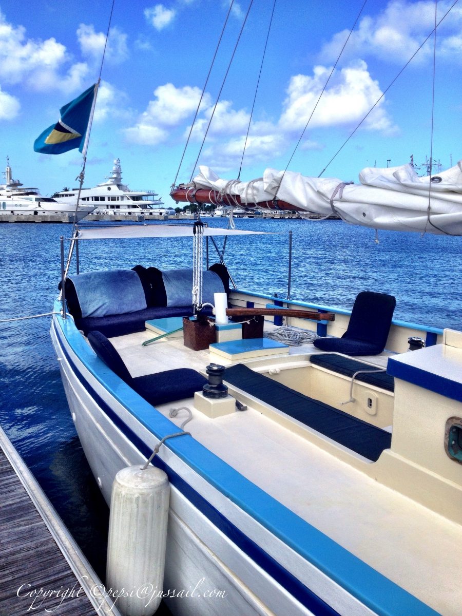 Jus sail the only authentic caribbean-built sailing experience in Saint Lucia
