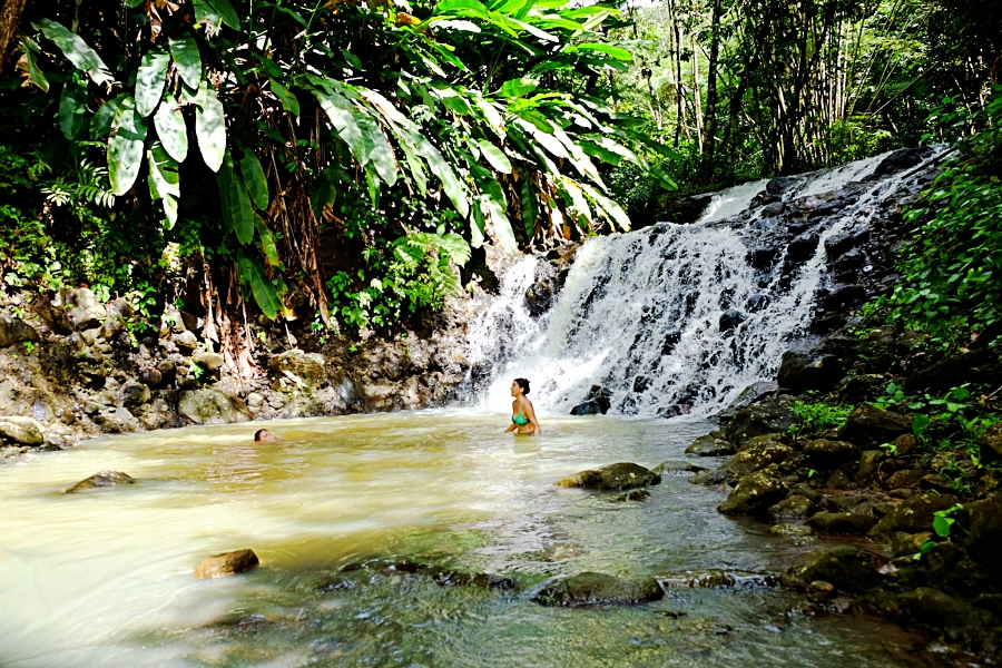 explore saint lucia by taxi - waterfalls, culture, sulpur springs
