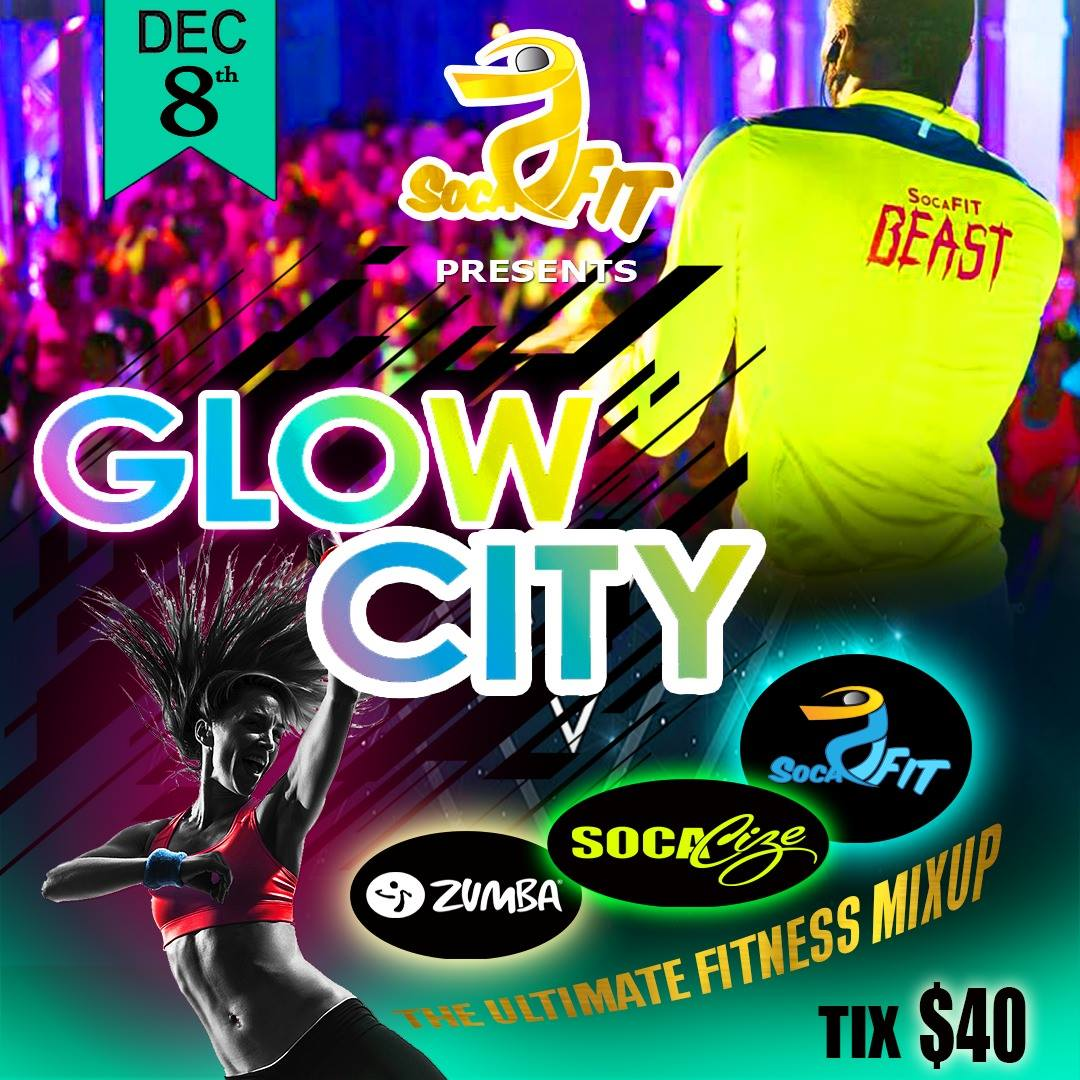 Neon Lights, Local Artists, hyped Deejays and the very best of St. Lucia's Dance Fitness Instructors. ON one stage for one night!!!! Come experience a different level of enjoyment with ZUMBA, SOCACIZE and SOCAFIT. Lots of giveaways, massages, refreshments and so much more