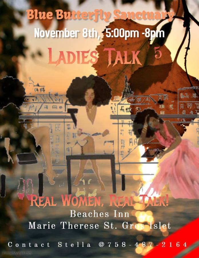 Ladies Talk gathering for women to chat about challenges of life and work and womanhood