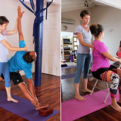 Iyengar Yoga with Lenka Gargalovicova: Live a healthier, happier life