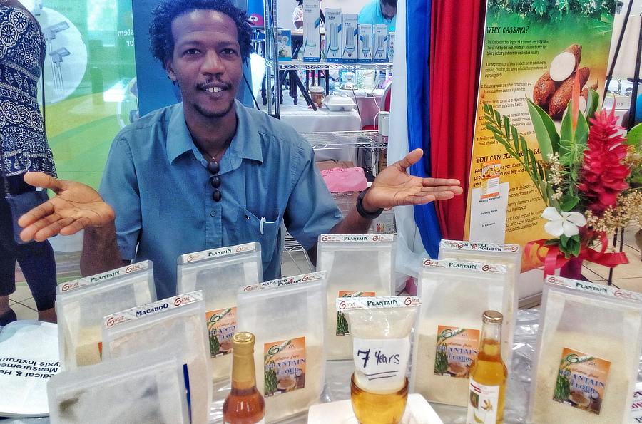 gatas foods glutenfree grainfree buy authentic st lucian foods, massy stores, supermarket finds st lucia