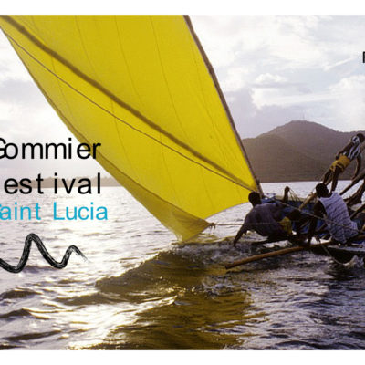 Gommier Festival is Back – Traditional 'Carib' Canoes