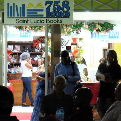758 St. Lucia Books Café Littéraire