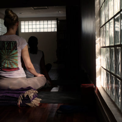 Yoga St. Lucia, with certified Therapeutic Iyengar Yoga Tutor