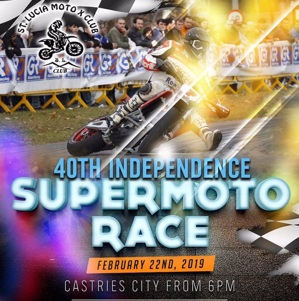 what to do in saint lucia 40th Independence supermoto race