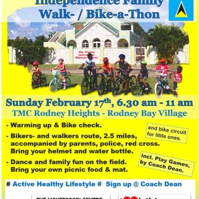Independence Family Walk / Bike-a-Thon