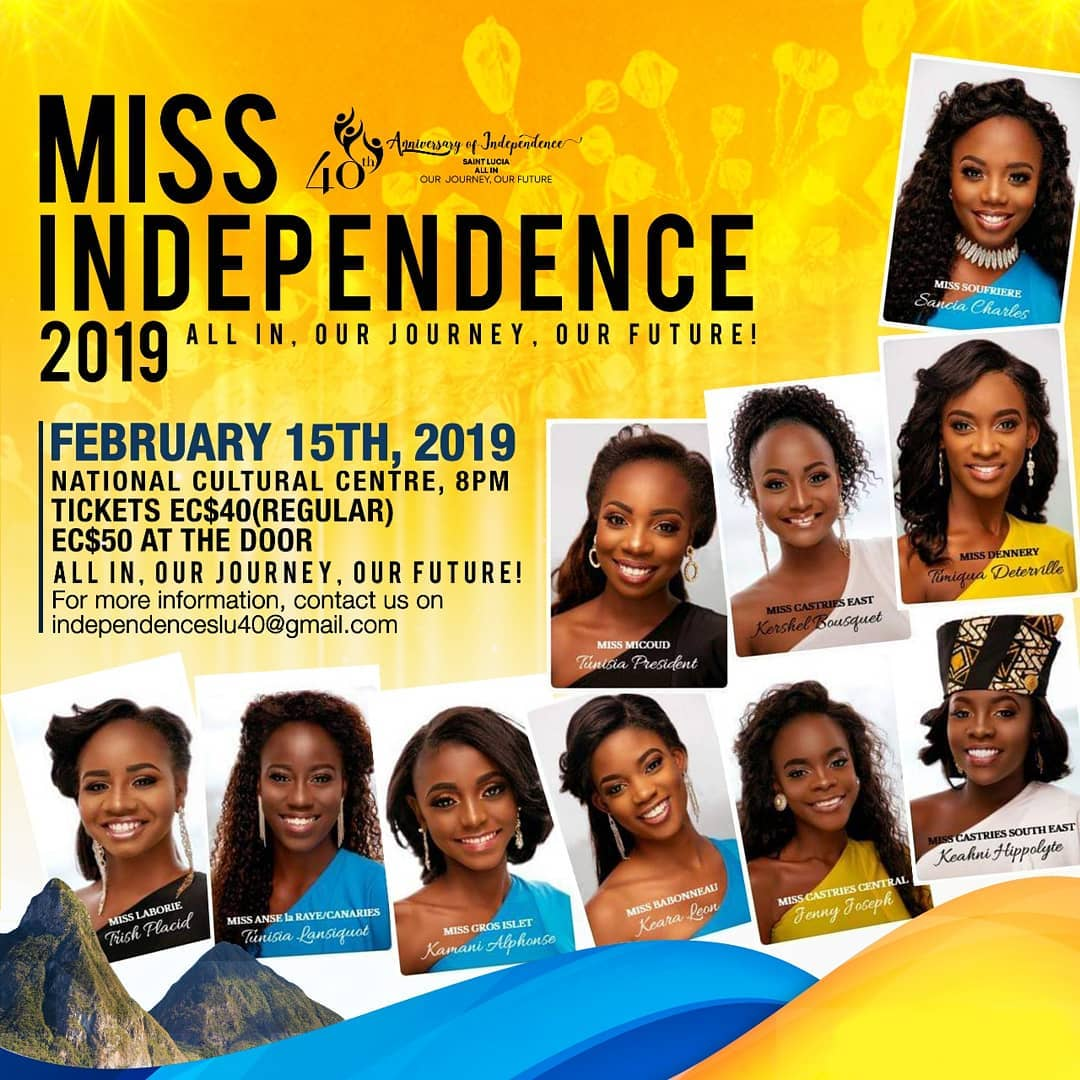 what to do in saint lucia Miss Independence show pageant