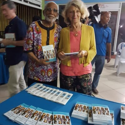 Saint Luicia Writers and Writing Book Launched