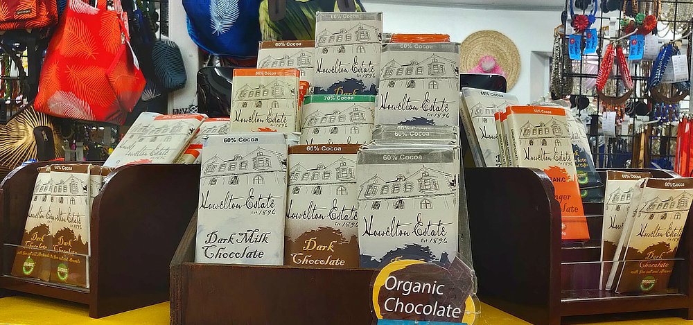 artisan chocolates are among the many things you can buy and taste on the CHI tours
