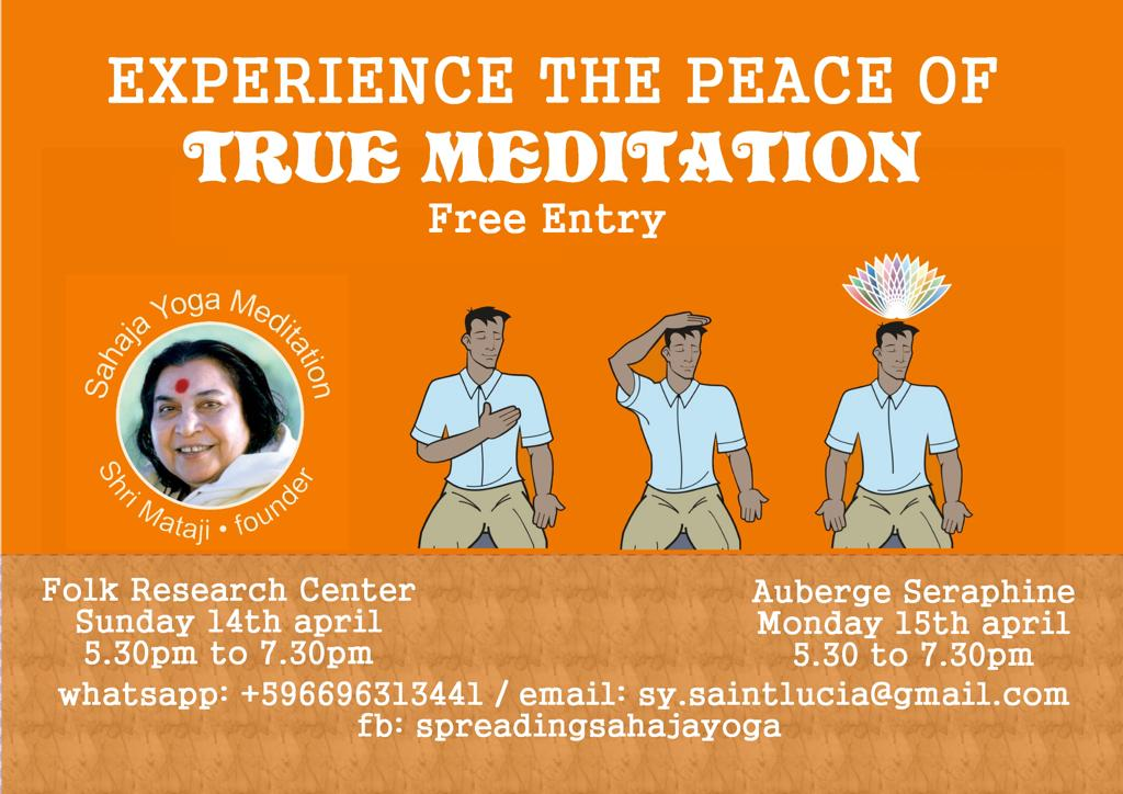 free yoga programme introduction to meditation
