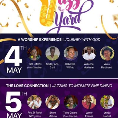 Jazz in the Yard – a Worship Experience – the love connection