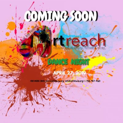Saint Lucia National Arts Festival ArtReach 2019 – Dance Festival
