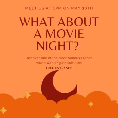 Movie Night at Alliance Francaise de Sainte Lucie