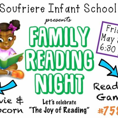 Family Reading Night – Soufriere