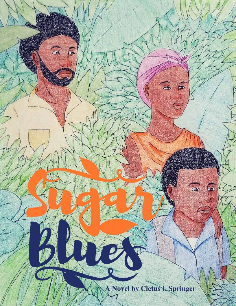 sugar blues book launch by author and social historian cletus springer. At 758 Books, Gablewoods mall
