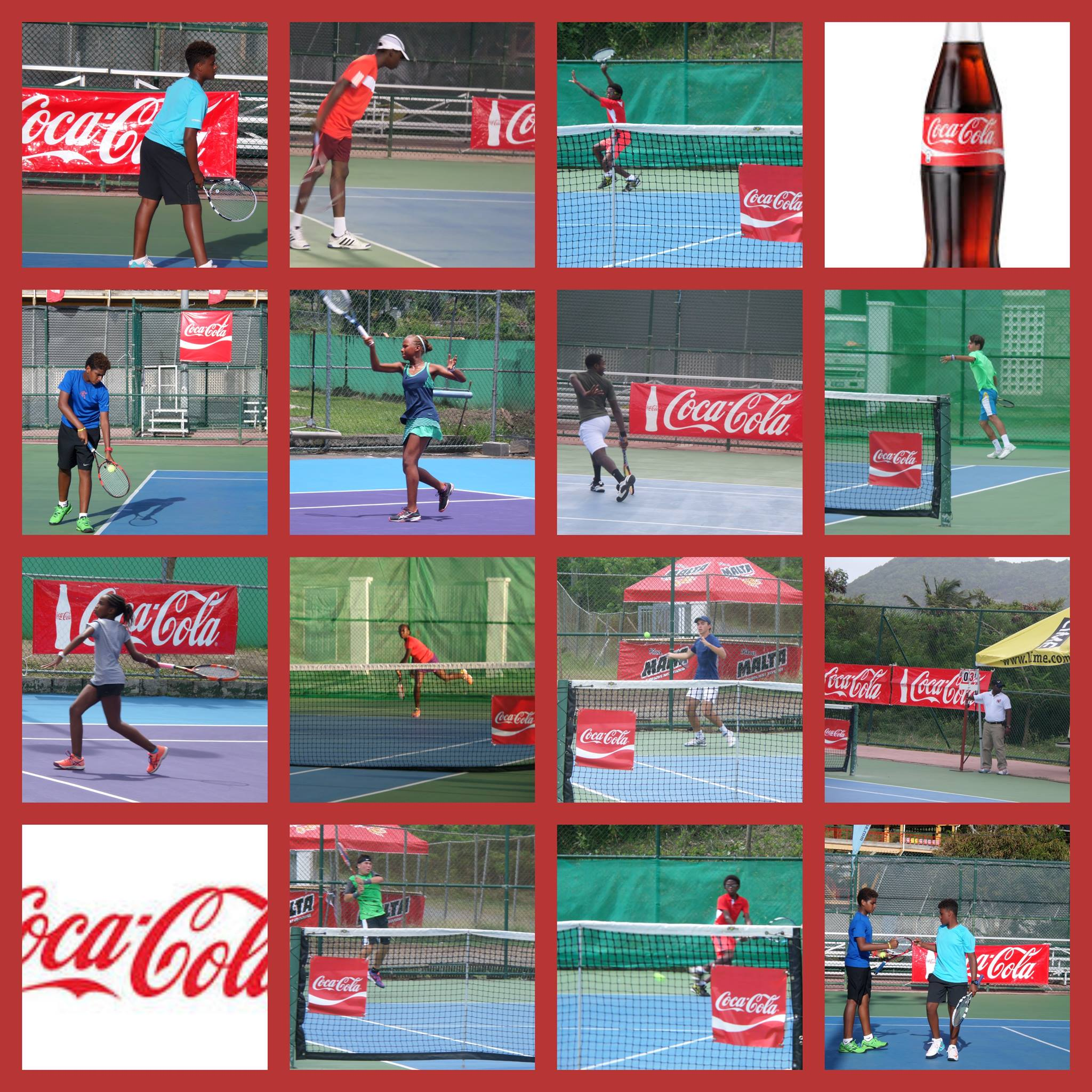 coca cola itf junior tennis tournament