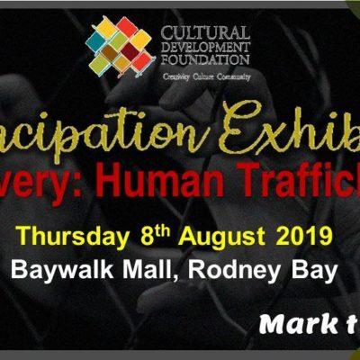 Emancipation Exhibition – Slavery: Human Trafficking at Baywalk Mall
