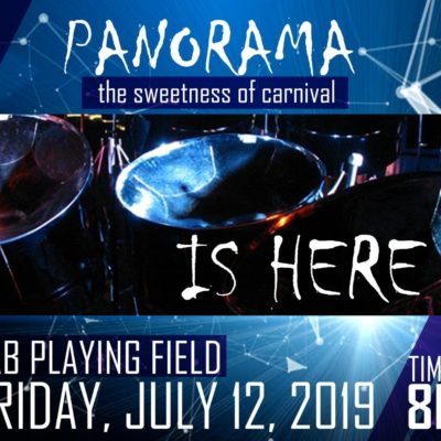 Panorama Steel band competition for Carnival 2019