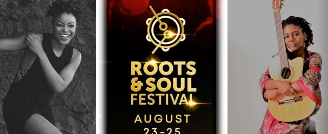 Roots and Soul festival saint lucia 2019 day 1 Curmiah Lisette Naomi Ngozi Granderson