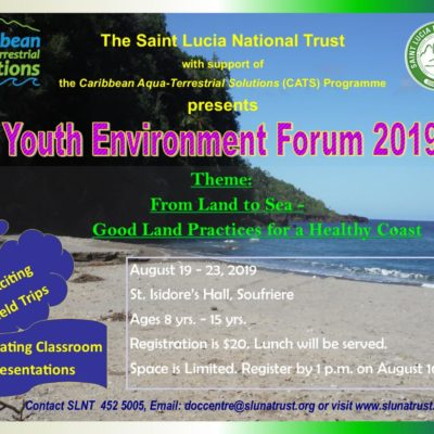 Youth Environment Forum 2019