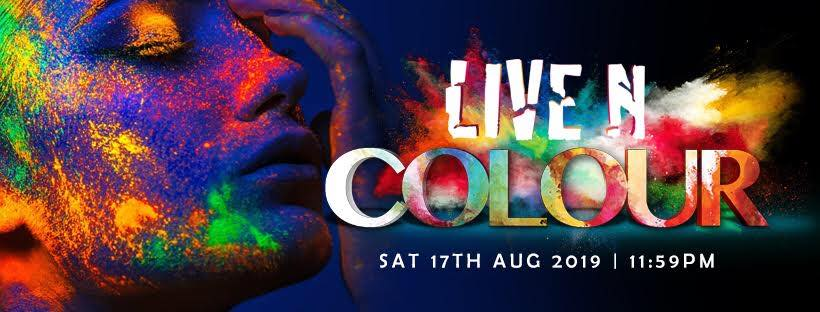 Parties and nightlife in saint lucia - 17th August, midnight until morning at Pigeon Island Live in colour